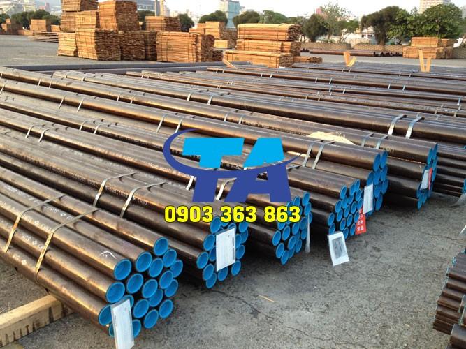 THÉP ỐNG ĐÚC A106 PHI90 - DN80 / SCH40 /80 /160 -TIÊU CHUẨN ASTM